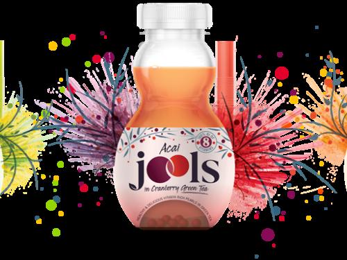 Jools, bevande alla frutta salutari