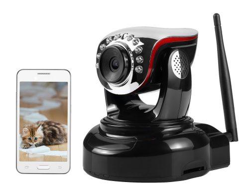 Videocamera di sorveglianza per interni