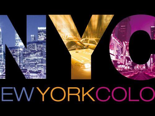 "Novità NYC ""New York Color"""