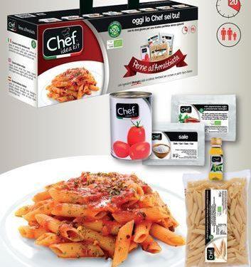 Chef Idea Kit – Da oggi lo chef sei tu