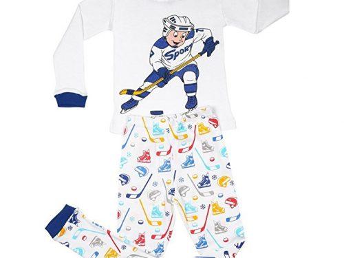 """Pigiama bimbo """"Giocatore di Hockey"""""""