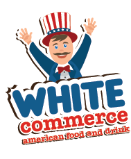 WHITE COMMERCE – American food and drink